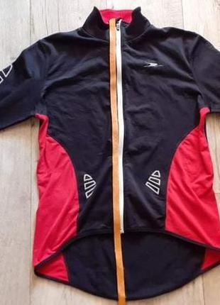 Женская велоджерси велокуртка велокофта вело одежда
