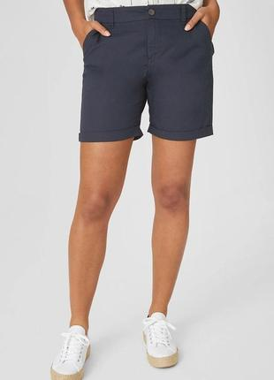 Стильные хлопковые шорты