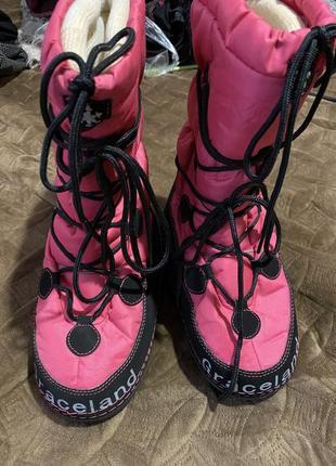 Сноубутсы,луноходы, дутики, мун буты, угги, зимние ботинки
