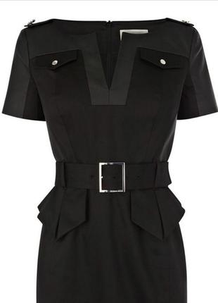Люксовое платье известного бренда karen millen