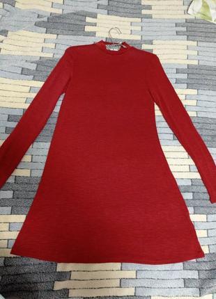 Платье-туника h&m xs