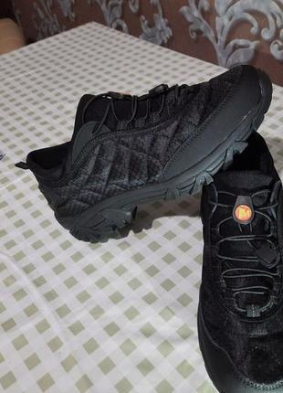 Мужские кроссовки  merrell термо -15