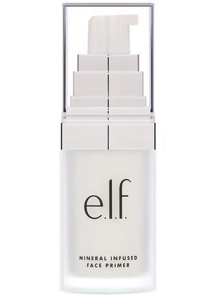 E. l. f. , минеральный праймер для лица, прозрачный