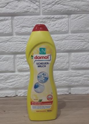 Крем молочко цитрус тм домол германия