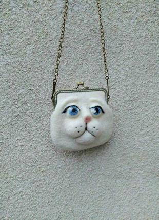 Сумочка кот