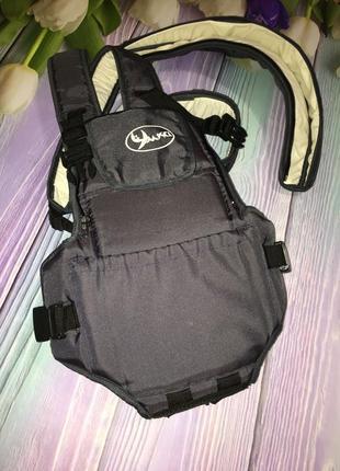 Кенгуру-слинг-рюкзак для малышей
