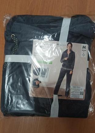 Премиум качество хлопковый велюровый костюм в упаковке на подарок германия