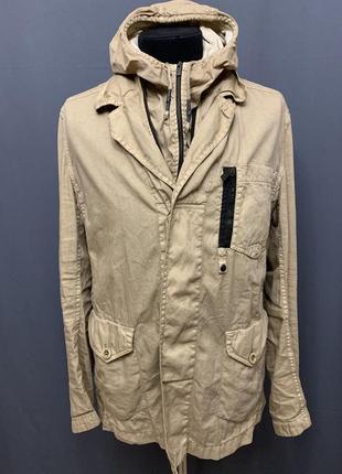 Льняная куртка пиджак hugo boss