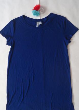 Синее платье футболка 2019 - купить недорого вещи в интернет ... 27d90c6daf722