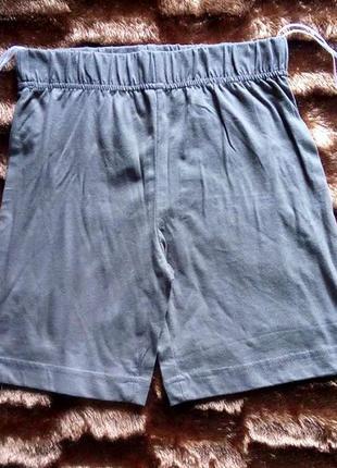 Женские летние легенькие шорты цвета хаки x-mail (возможен обмен)