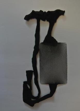 Чулки с поясом на подтяжках арт. 5109