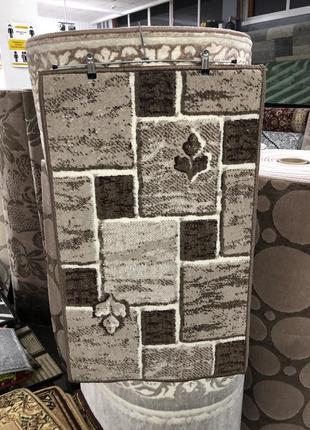 Стильный коврик домой❤️  размер: 50х80 см.