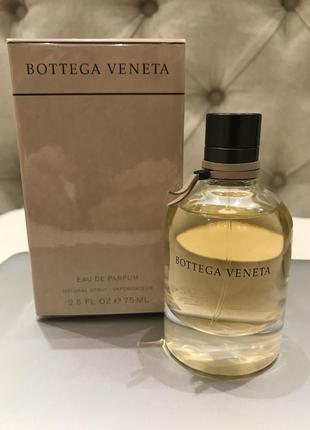 Оригинал bottega veneta bottega veneta 75мл. парфюмированная вода
