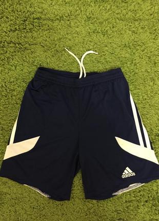 Детские спортивные шорты adidas оригинал р 140