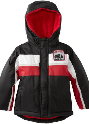 Яркая куртка north west из америки