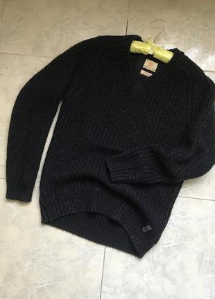 Воздушный, объёмный пуловер в нежнейшей фактуре 🇮🇹