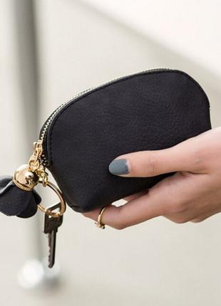 Міні-портмоне ключниця, для грошей, монет, ключів та ін.