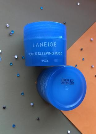 Ночная маска laneige water sleeping mask