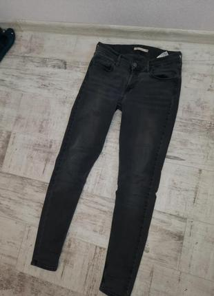 Levis джинсы скини