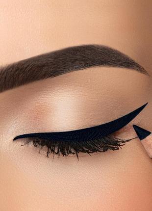 Чёрный карандаш для глаз diego dalla palma eye liner