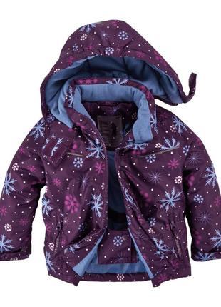 Деми куртка для девочек pocopiano германия 86-92
