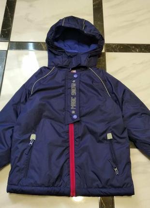 Зимняя куртка kik германия р.116