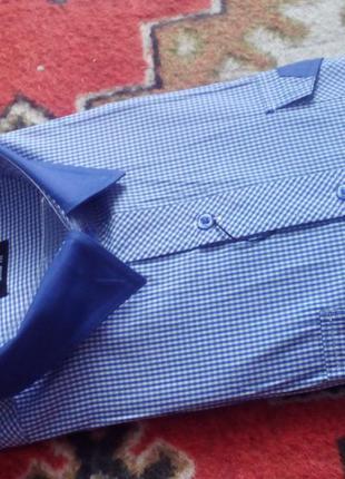 Супер-цена! рубашки короткий рукавчик на лето  (шведка) размер м, xl, 3xl