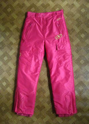 Тёплые термоштаны, штаны на мембранной основе - no fear - возраст 13-14лет