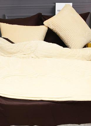 Постельное белье зима-лето (двуспальный комплект и евро комплект)