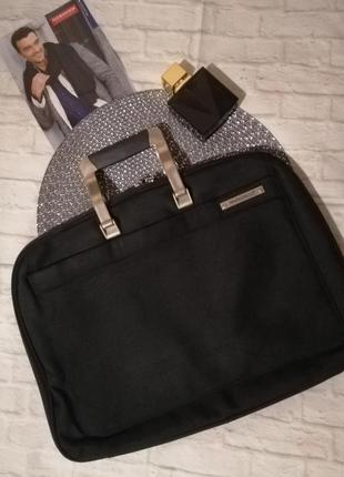 Портфель сумка чемодан для ноутбука документов