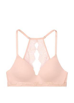 Бюст лиф бра victoria's secret the t-shirt lightly lined wireless bra