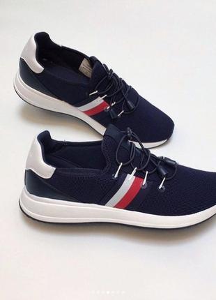 Легкие удобные кроссовки tommy hilfiger оригинал 37-40