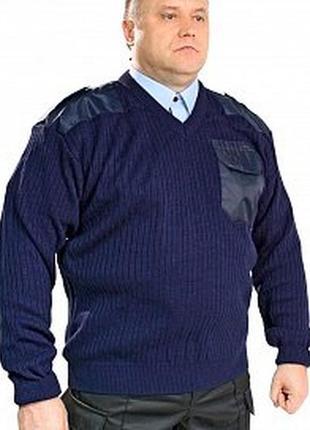 Свитер форменный для охранника 60-66р