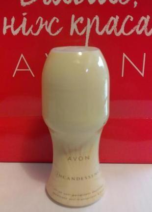 Дезодорант-антиперспирант с шариковым  incandessence, avon,14516, 50