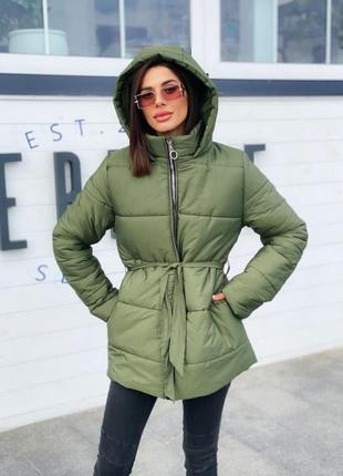 Акция ❗женская зимняя, осеняя куртка, норма и батал