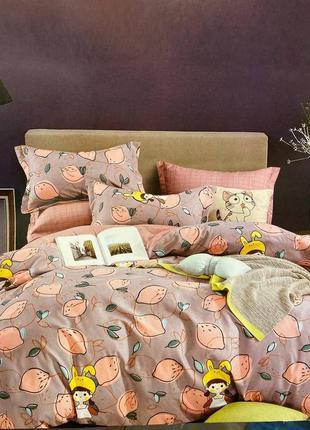Качественное фланелевое постельное белье, постільна білизна