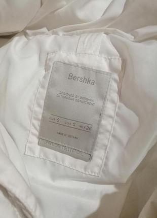 Куртка зефирка bershka s2 фото