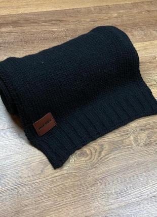 Шарф diesel scarf black