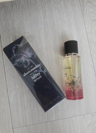 Abercrombie & fitch духи hadley 30мл