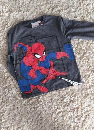 Кофта spiderman1 фото