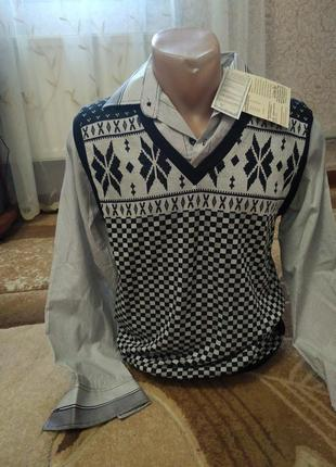 Рубашка 2х1