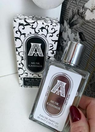 Мини-парфюм attar collection musk kashmir🤍🖤 (60 мл)