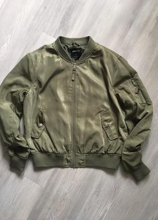 Куртка бомбер s