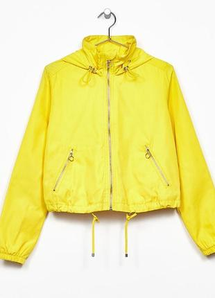Фирменная куртка bershka
