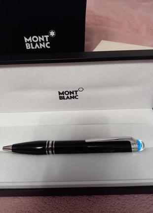 Шариковая ручка montblanc(starwalker)