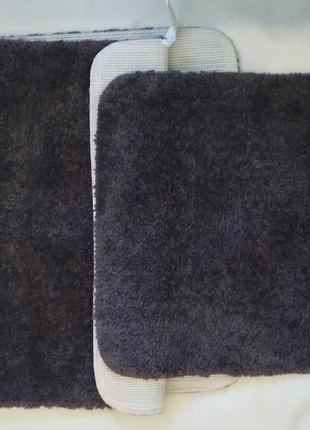 Коврики для ванной комнаты от miomare, германии, 60х100, 50х50 см