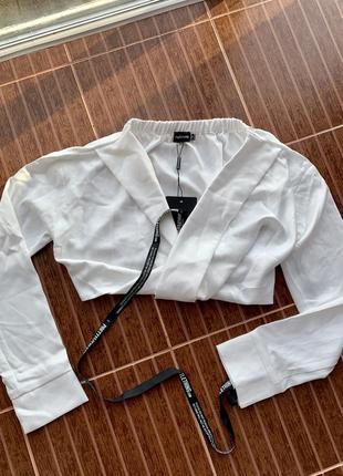 Кроп-блуза