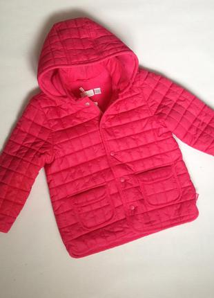 Демисезонная куртка для девочки 18 мес (86 ) chicco, 620 грн