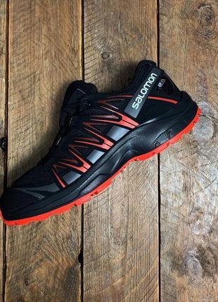 Кроссовки треккинговые salomon xa pro 3d waterproof gore-tex speedcross x ultra 37