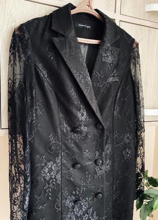Платье пиджак reserved